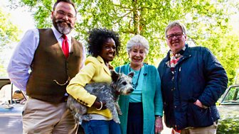 Celebrity Antiques Road Trip - Series 7: Episode 18