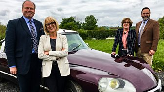 Celebrity Antiques Road Trip - Series 7: Episode 19
