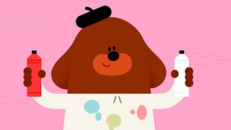 Hey Duggee - Series 2: 30. The Colour Badge