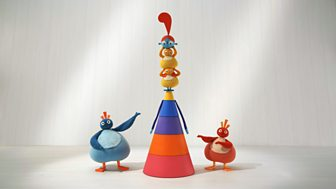 Twirlywoos - Series 4: 21. More About On Top Of