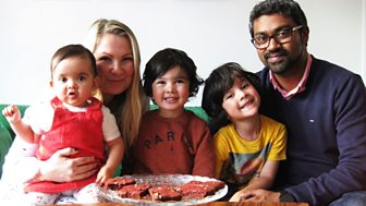 Our Family - Our Family Fun: 8. Raphael And Eli's Beetroot Brownies