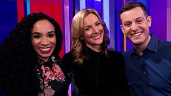 The One Show - 27/11/2017