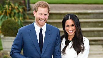 Prince Harry & Meghan Markle - The Engagement Interview - Episode 08-05-2018