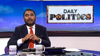 Daily Politics - 01/12/2017