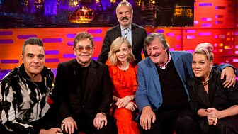 The Graham Norton Show - Series 22: Episode 9