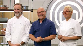 Masterchef: The Professionals - Series 10: Episode 17