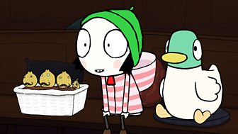 Sarah & Duck - Series 3: 40. Ribbon Alvida