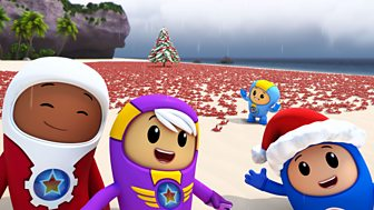 Go Jetters - Series 2: 17. Christmas Island, Indian Ocean