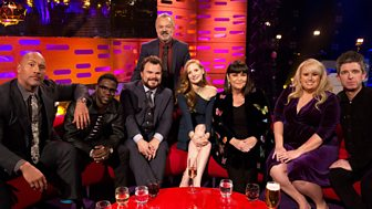 The Graham Norton Show - Series 22: Episode 10