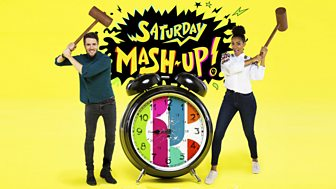 Saturday Mash-up! - Series 1: 11. With Jake Mitchell And Lindsey Russell