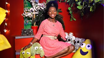 Cbeebies Bedtime Stories - 604. Floella Benjamin - I'll Never Let You