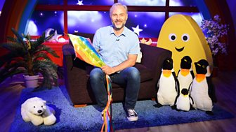 Cbeebies Bedtime Stories - 607. Mark Bonnar - Blown Away