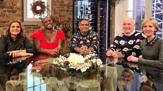 Saturday Kitchen - 23/12/2017