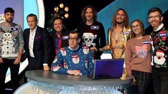 Pointless Celebrities - Series 11: 1. Christmas Special