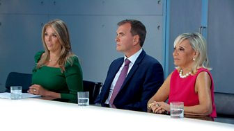 The Apprentice - Series 13: 12. Interviews