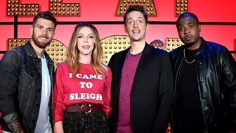 Live At The Apollo - Series 13: Christmas Special