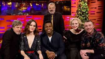 The Graham Norton Show - Series 22: Episode 11