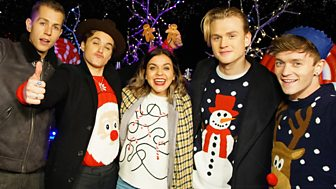 The Playlist - Series 1: 30. The Vamps' Christmas Playlist