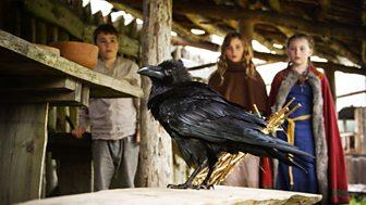 Gudrun: The Viking Princess - The Raven