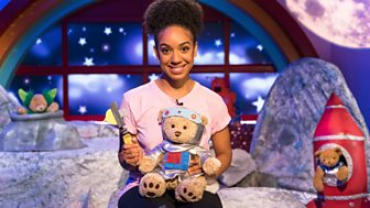 Cbeebies Bedtime Stories - 610. Pearl Mackie - Interstellar Cinderella