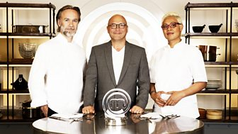 Masterchef: The Professionals - Series 10: Episode 21