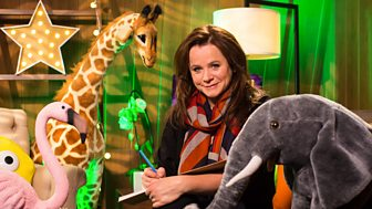 Cbeebies Bedtime Stories - 617. Emily Watson - Lost For Words