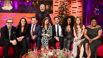 The Graham Norton Show - Series 22: 13. New Year's Eve Show