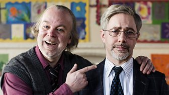 Inside No. 9 - Series 4: 2. Bernie Clifton's Dressing Room