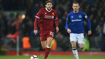 Fa Cup - 2017/18: Third Round: Liverpool V Everton