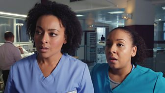 Holby City - Series 20: 3. There By The Grace Of...