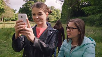 Millie Inbetween - Series 4: 4. Lauren Deleted