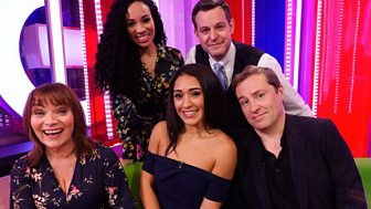 The One Show - 10/01/2018