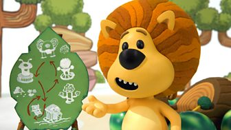 Raa Raa The Noisy Lion - Series 3: 22. Raa Raa And The Jungle Journey