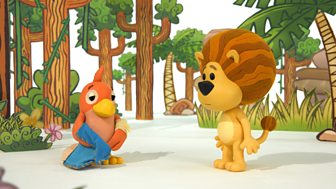 Raa Raa The Noisy Lion - Series 3: 23. Raa Raa And Poorly Pia