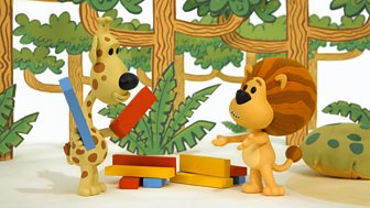 Raa Raa The Noisy Lion - Series 3: 24. Raa Raa Goes Clickety Clack