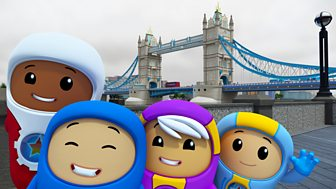 Go Jetters - Series 2: 20. Tower Bridge, London