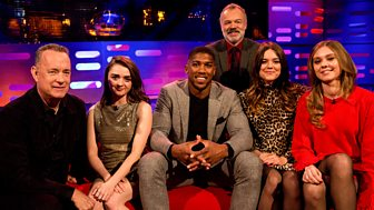 The Graham Norton Show - Series 22: Episode 13