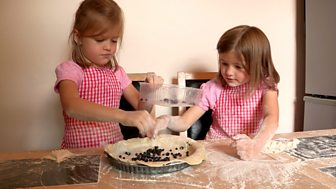 Our Family - Our Family Fun: 13. Gracie And Myla's Fruit Pie