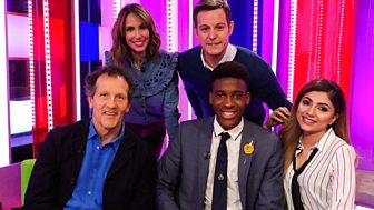 The One Show - 18/01/2018