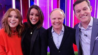 The One Show - 22/01/2018
