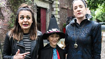 The Dengineers - Series 3: 10. Witchcraft And Wizardry Den