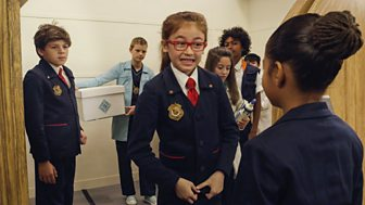 Odd Squad - Series 2: 11. Olympia's Day