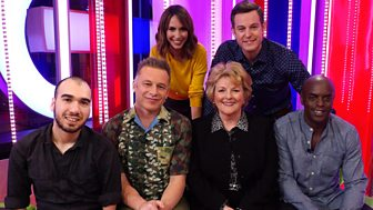 The One Show - 24/01/2018