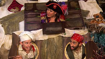 Swashbuckle - Series 5: 19. Pirate's Den