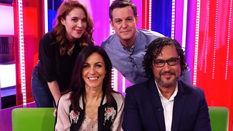 The One Show - 25/01/2018
