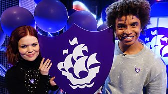 Blue Peter - Purple Badge Takeover!
