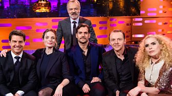 The Graham Norton Show - Series 22: Episode 15