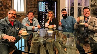 Saturday Kitchen - 27/01/2018