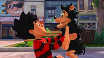 Dennis & Gnasher Unleashed! - Series 1: 16. Wonder Sausage