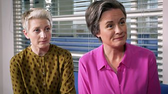 Holby City - Series 20: 6. Not Your Home Now